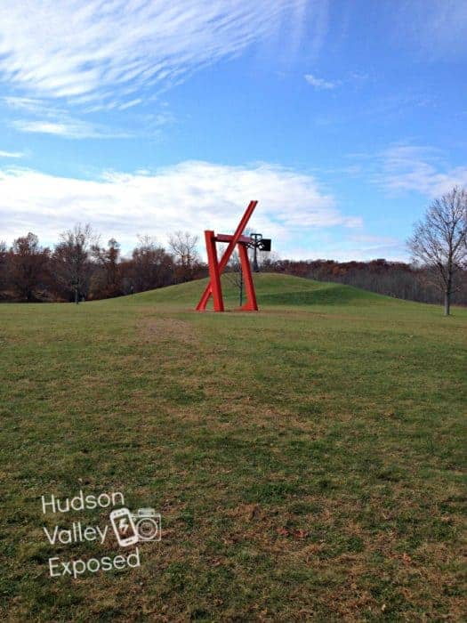 Storm King Art Center is the premier sculpture park in the North East