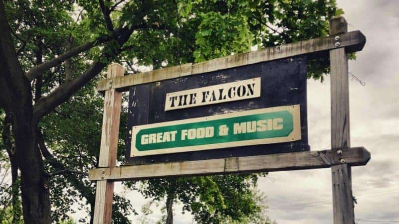 The Falcon, Marlboro, NY