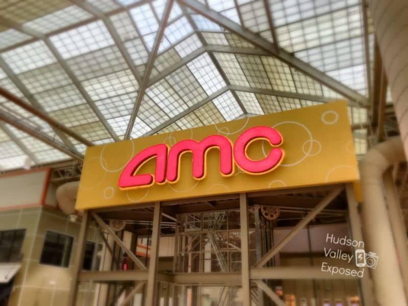 The AMC Movie Theater at the Palisades Mall shows the best movies