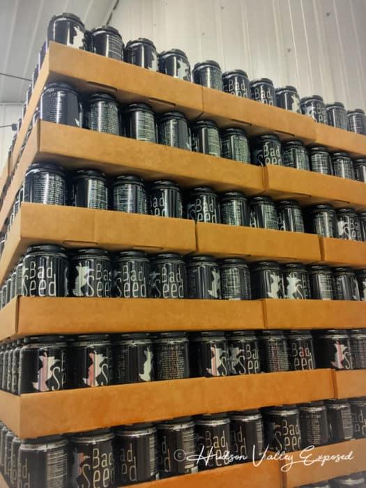 Hudson Valley Cider is made at Bad Seed Cider Co