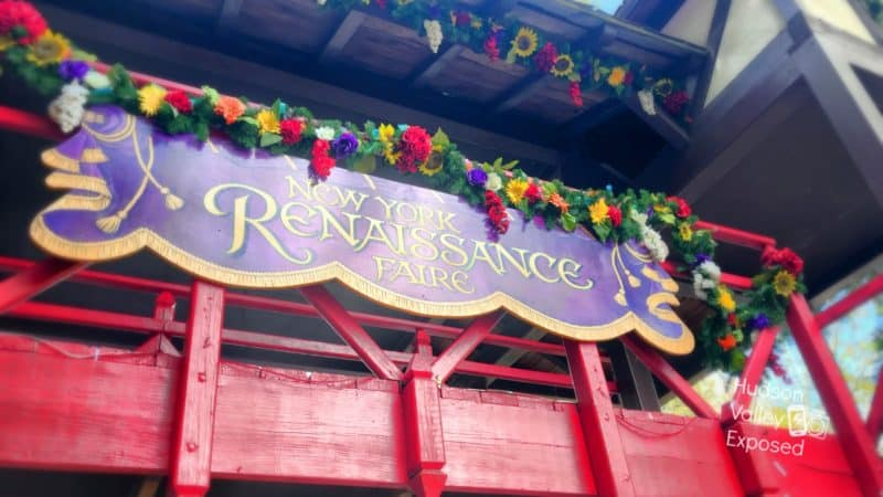 The New York Renaissance Faire is the premier event of the year in the Hudson Valley, New York