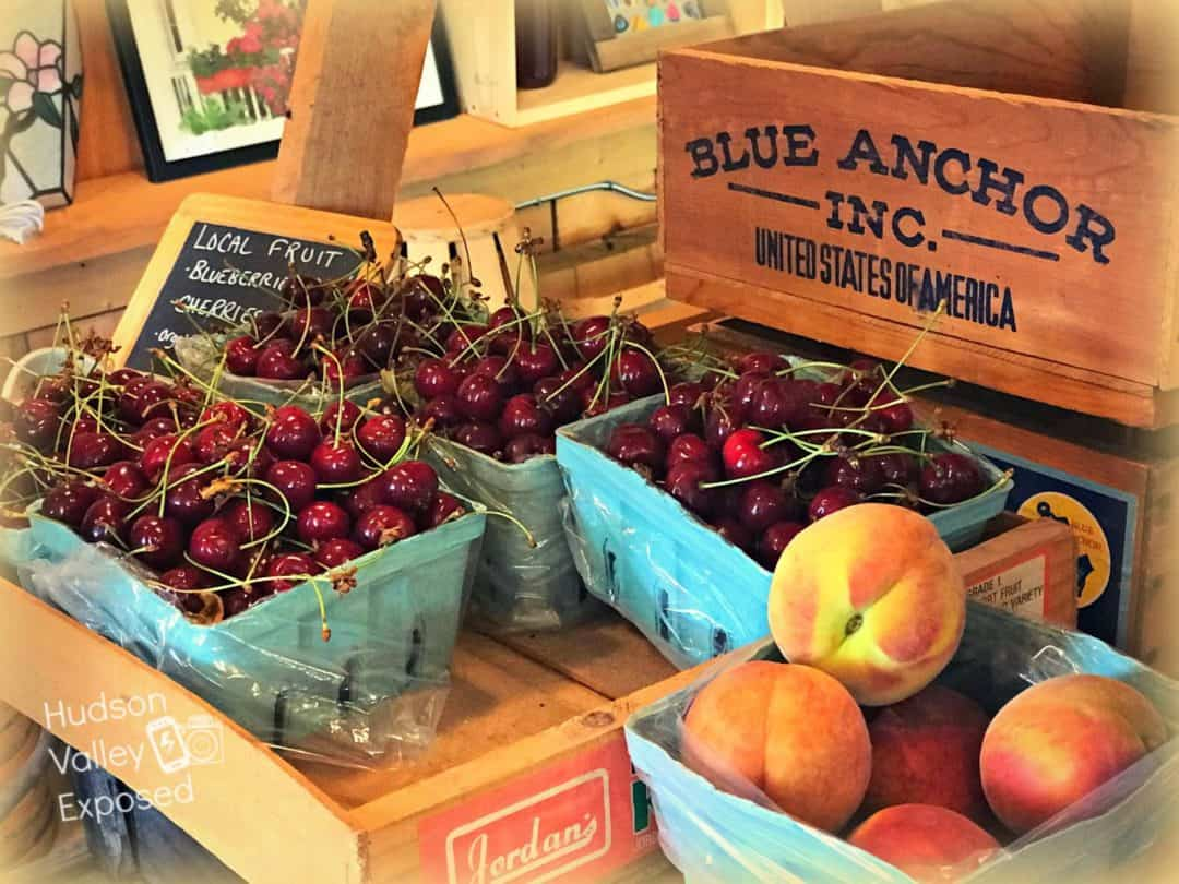 Fresh Produce can always be found at Damn Good Honey Farm Store. Located in Ulster County, NY