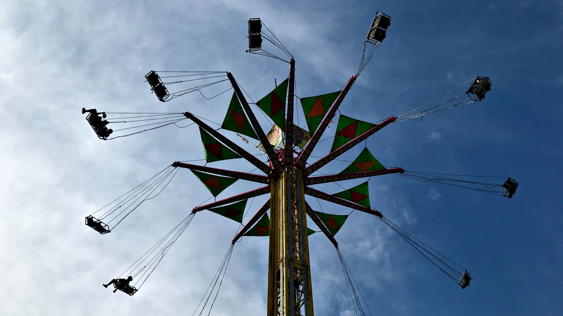 Ride at a local fair in the Hudson Valley NY