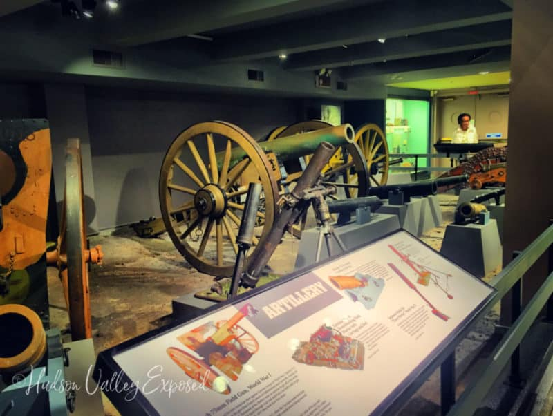 Canon at West Point Museum