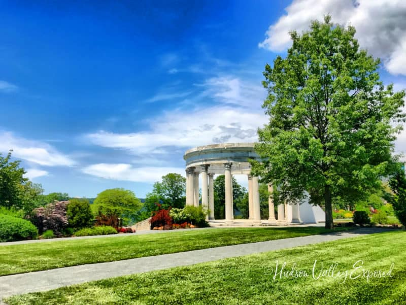 The Structures of Untermyer Park make this the most beautiful of Yonkers Parks