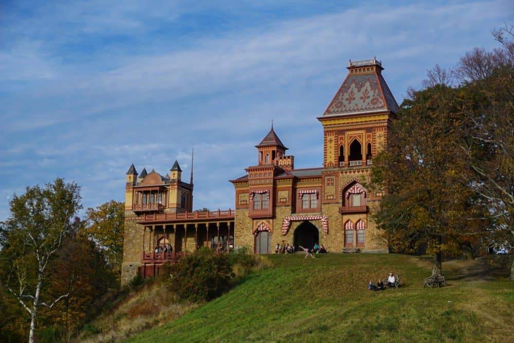 Olana State Historic Site is one of the best Hudson Valley Historic Sites