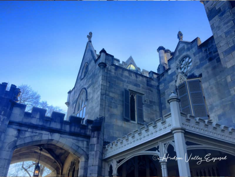 Lyndhurst Mansion is on the short list of Westchester Museums