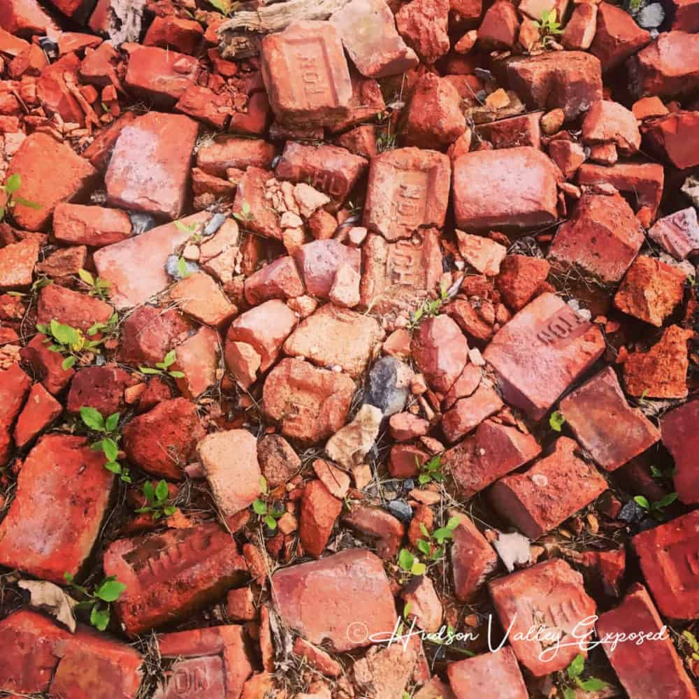 Bricks from the Hudson Valley