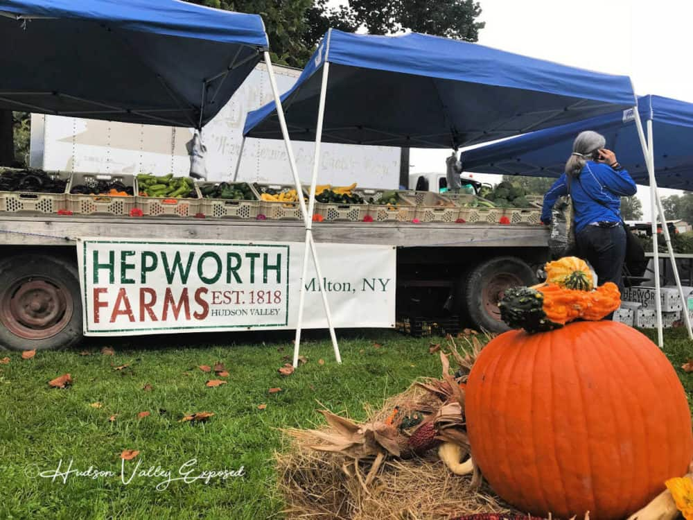 Hepworth farms hudson valley farmers market