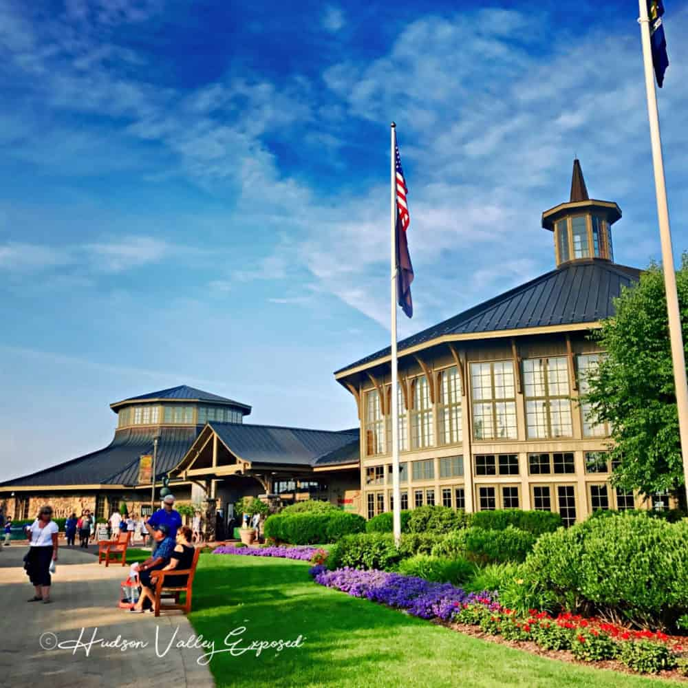 Bethel Woods Center for the Arts Entrance