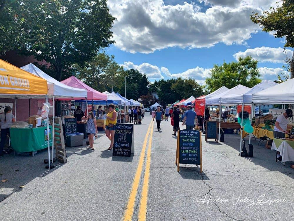 Hudson Valley Farmers Markets
