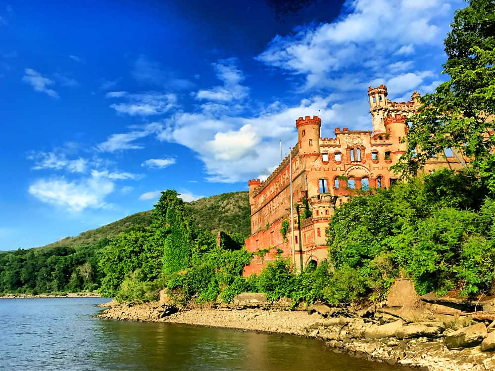 A Bannerman Castle Tour is one of the best things to do in the Hudson Valley
