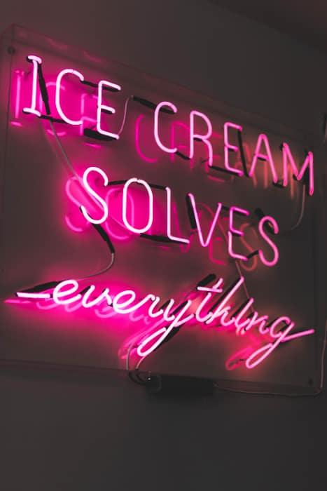 Hudson Valley ice cream quote