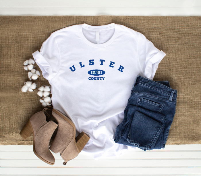 Ulster County/Established in 1683 T-Shirt