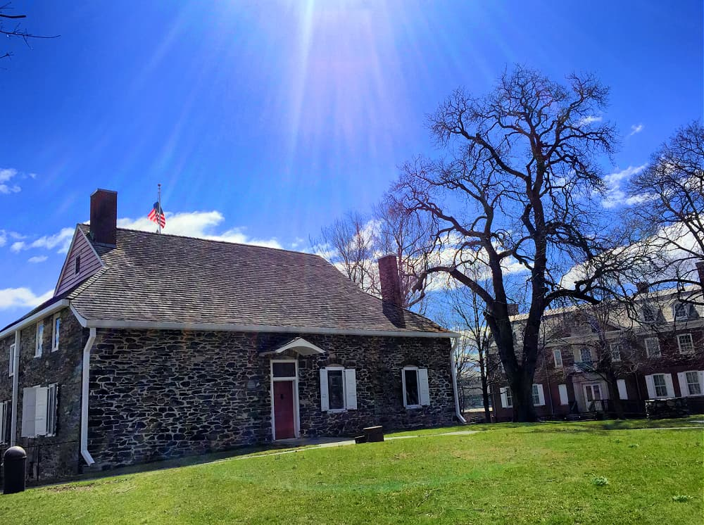 Washington Headquarters is one of my favorite Hudson Valley Historic Sites
