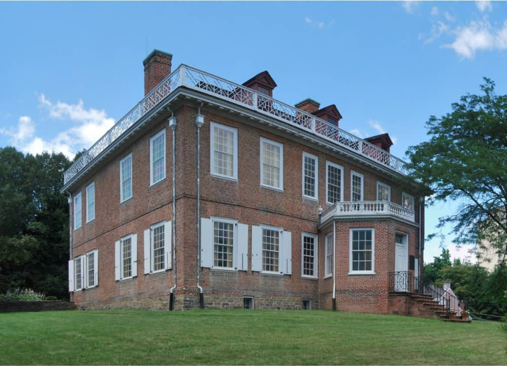 Hudson Valley Historic Sites like the Schulyer Mansion are worth a trip to Albany