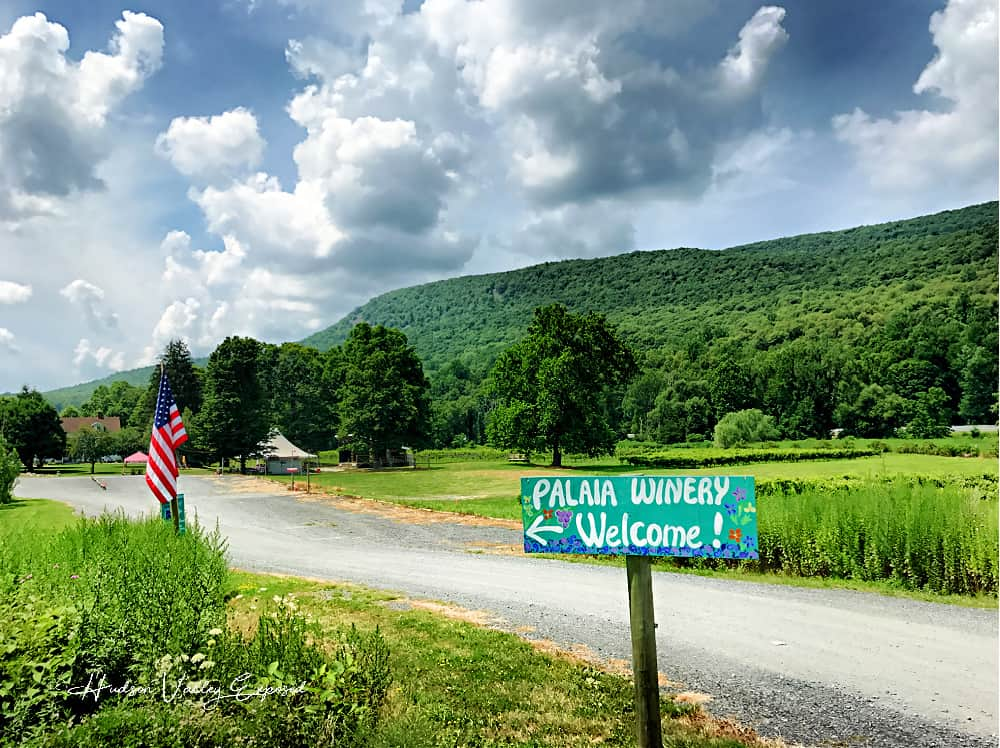 Wineries in the Hudson Valley