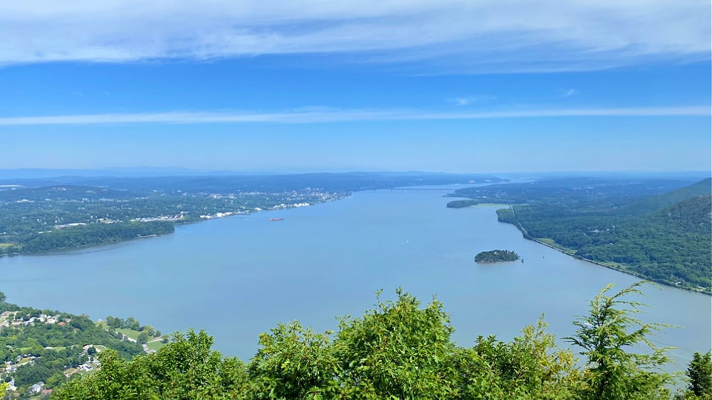 These are the incredible views you can find while hiking in the Hudson Valley.