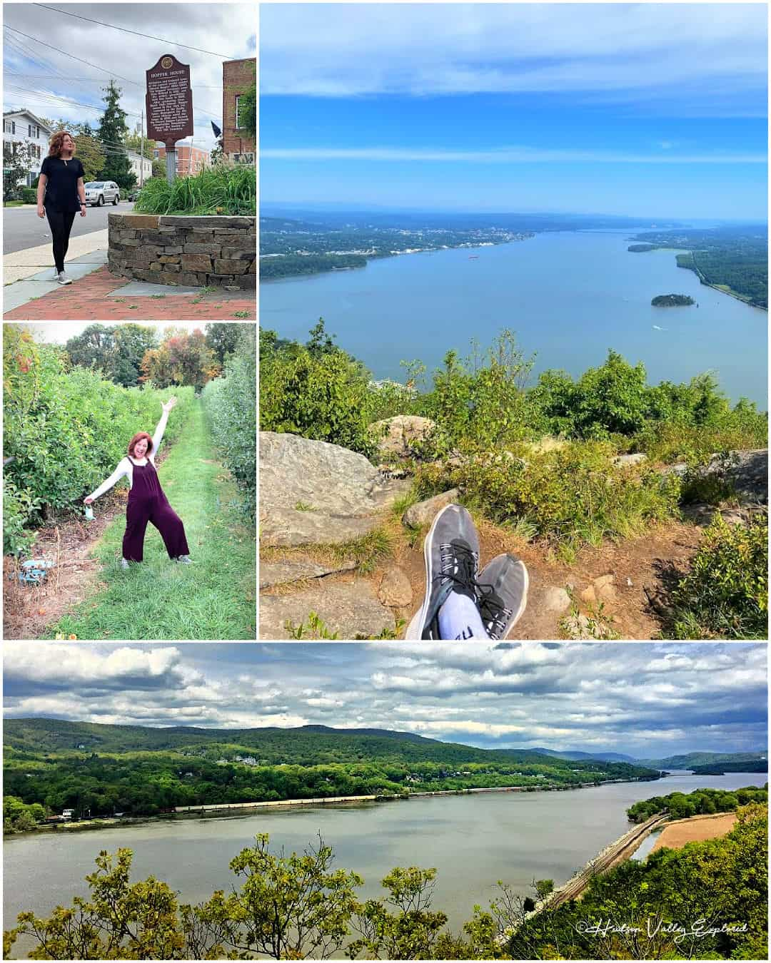 Exploration in the Hudson Valley. Seeing the Best of the Hudson Valley