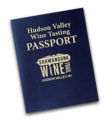 Hudson Valley Wine Tasting Passport
