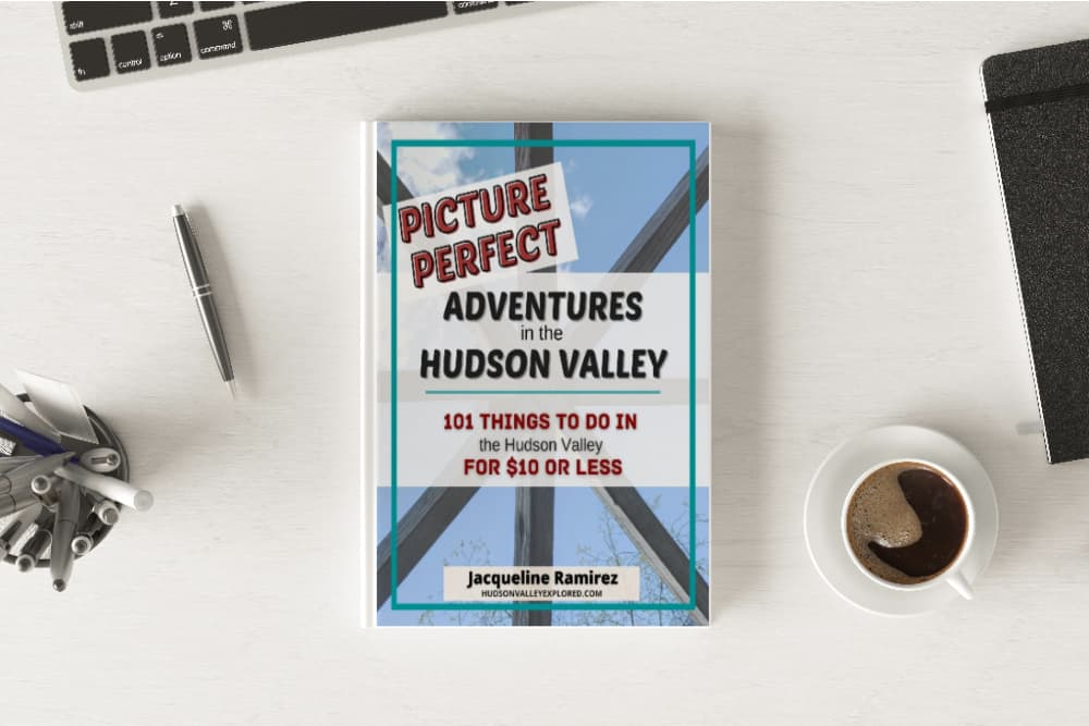 101+ Things to do in the Hudson Valley Guidebook