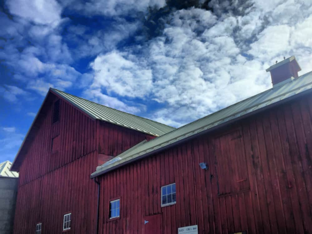 The Barn at Stony Kill Farm in Dutchess County, NY