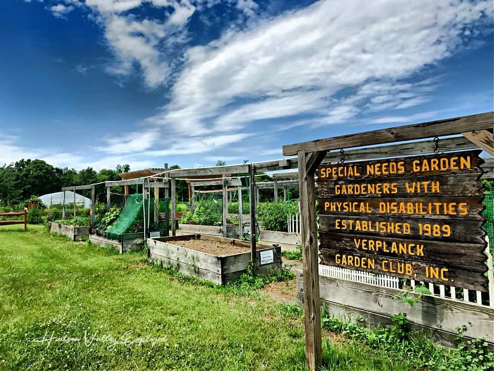 Community Garden at Stony Kill Farm in Wappingers Falls