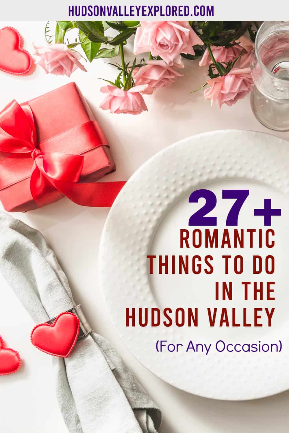 Discover all the romantic things you can do in the Hudson Valley.