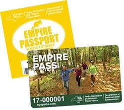 New York State Empire Parks Pass