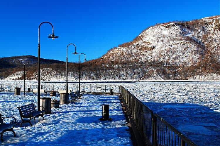 Visiting Dockside Park is just one of the Things to do in Cold Spring NY