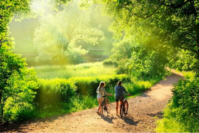 Hudson Valley Spring Break is the perfect time for a bike ride