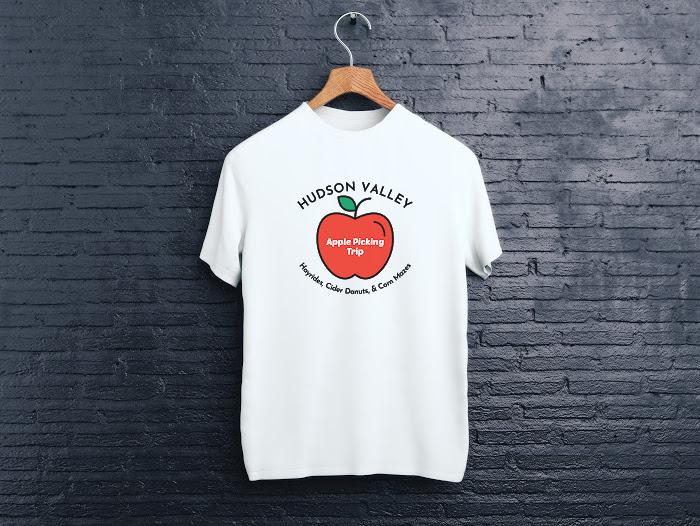 Hudson Valley Apple Picking T-Shirt