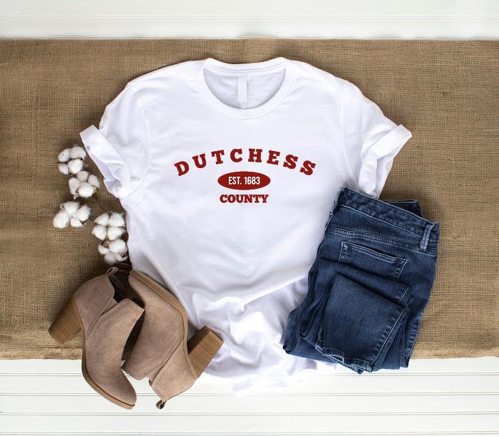 Dutchess County/Established in 1683 T-Shirt