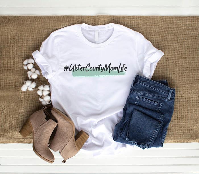 #UlsterCountyMomLife T-Shirt