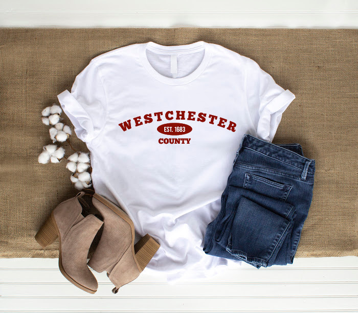 Westchester County/Established in 1683 T-Shirt